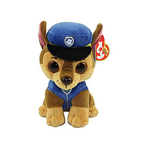 Ty Beanie Boo: Chase the German Shepherd Dog