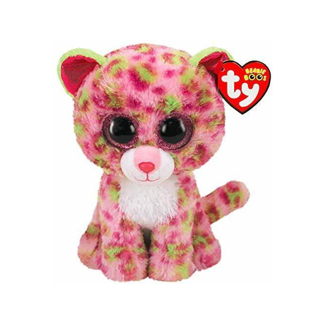 Ty Beanie Boo: Lainey the Leopard