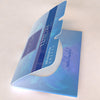 Makeup Blotting Papers: 2 Handy Packs of 100 Oil Absorbing Paper Sheets for Face.