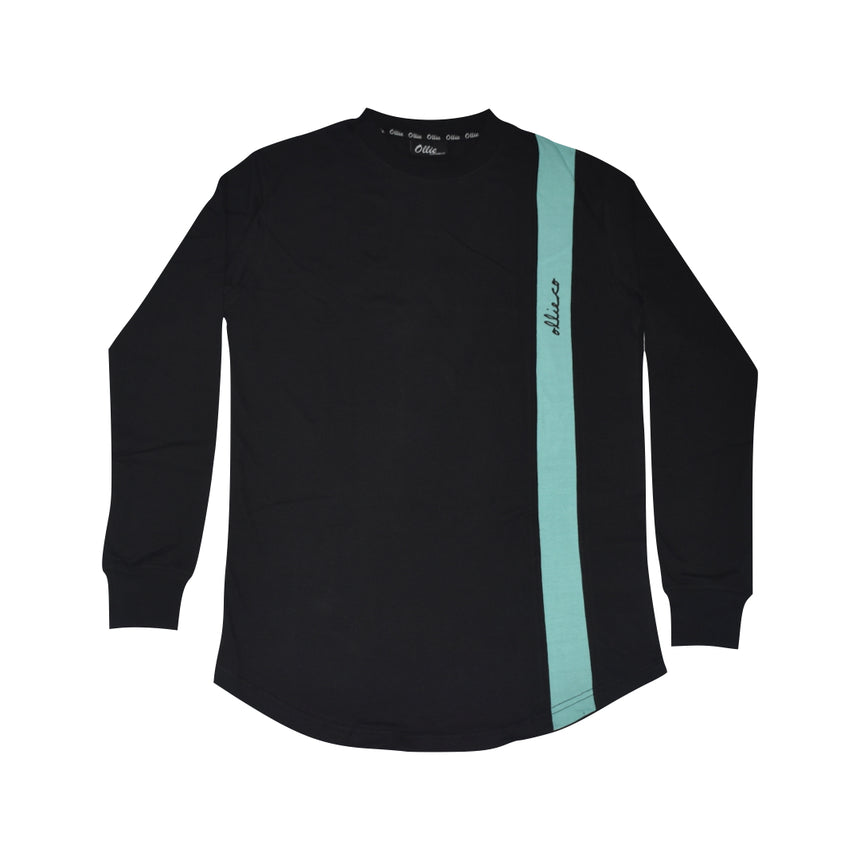 OJW19 - Stripe Long sleeve