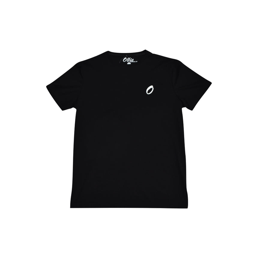 "Ollie ""Basics"" Black Tee"