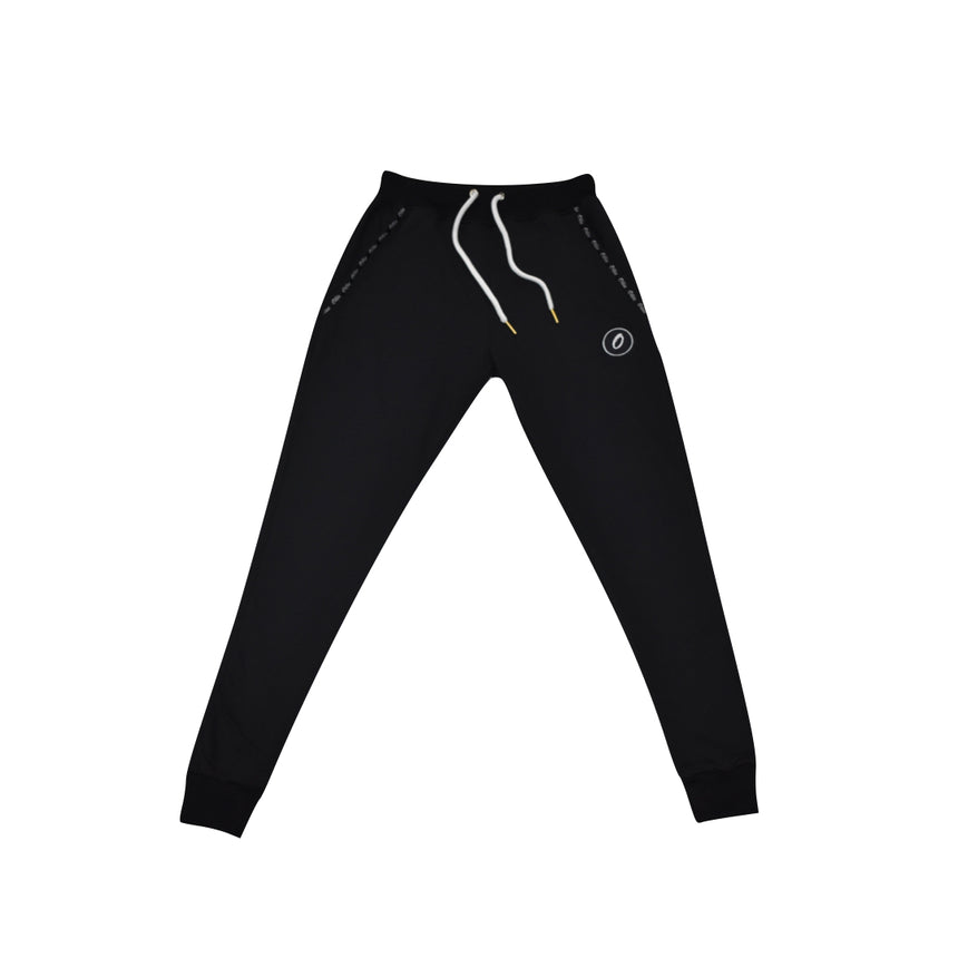"Ollie Player Sweat Tracksuit Pants ""Black"""