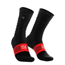 Indlæs billede til gallerivisning Pro Racing Socks v3.0 - Winter Run BLACK