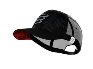 TRUCKER CAP FLASH - BLACK