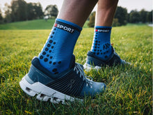 Indlæs billede til gallerivisning Racing Socks V3.0 Run Hi Blue Lolite