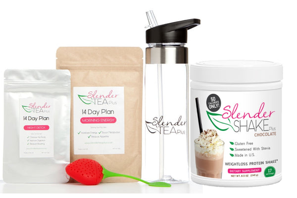 14 Day FIT Girl Package PLUS Shake