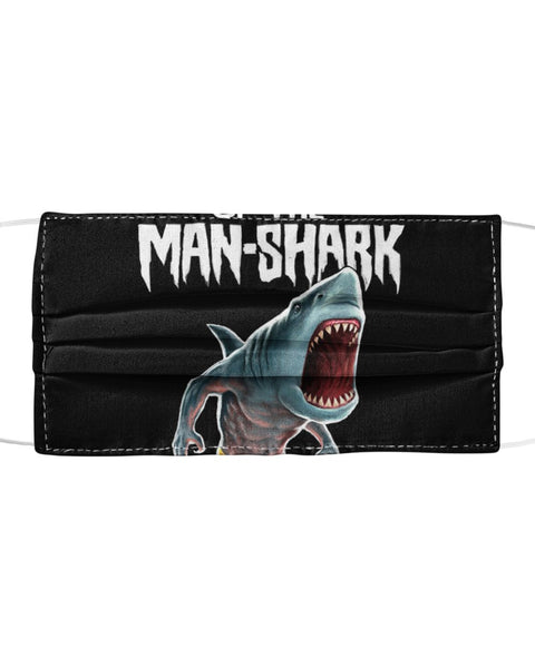 Rampage of the Man-Shark Mask