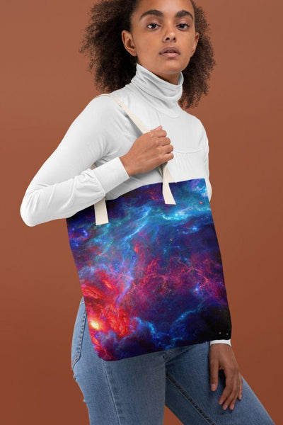 Fable Galaxy Tote Bag