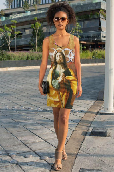 Worship Sublimation Cut & Sew Dress