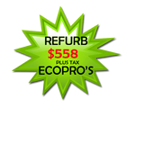Refurb EcoPro for less than $600