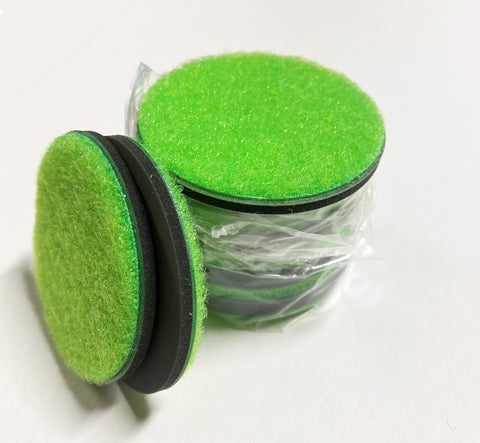 Green Pads (NEW VELCRO) - EcoMaster
