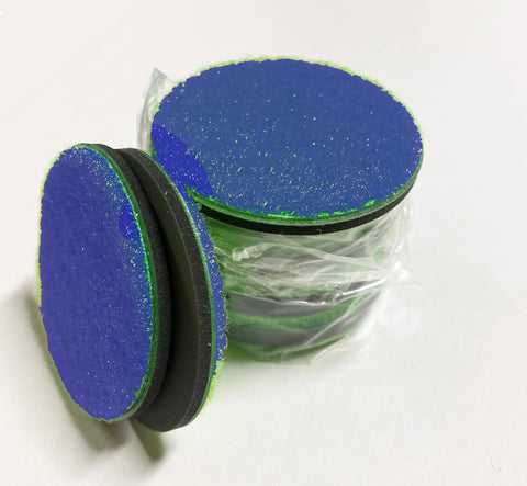 Blue Pads (VELCRO) - EcoMaster