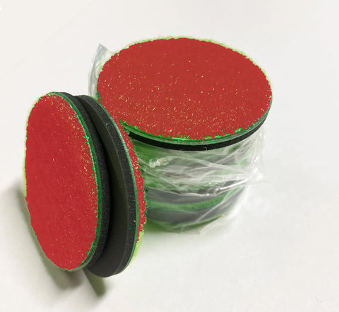 RED Pads (VELCRO) - EcoMaster