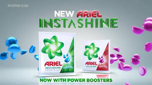 ARIEL INSTASHINE POWDER SACHETS (QTY:6) - JayMaya
