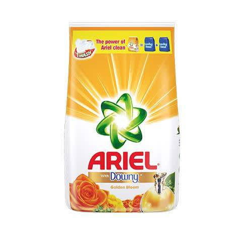 ARIEL POWDER W/ DOWNY GOLDEN BLOOM 630G - JayMaya