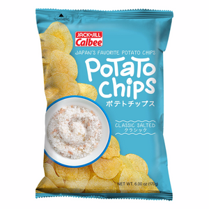 CALBEE POTATO CHIPS CLASSIC SALTED 170G