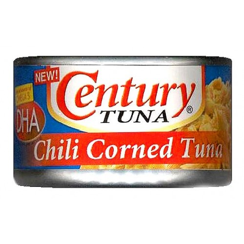 CENTURY TUNA CORNED TUNA CHILI - JayMaya