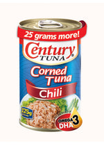 Load image into Gallery viewer, CENTURY TUNA CORNED TUNA CHILI - JayMaya