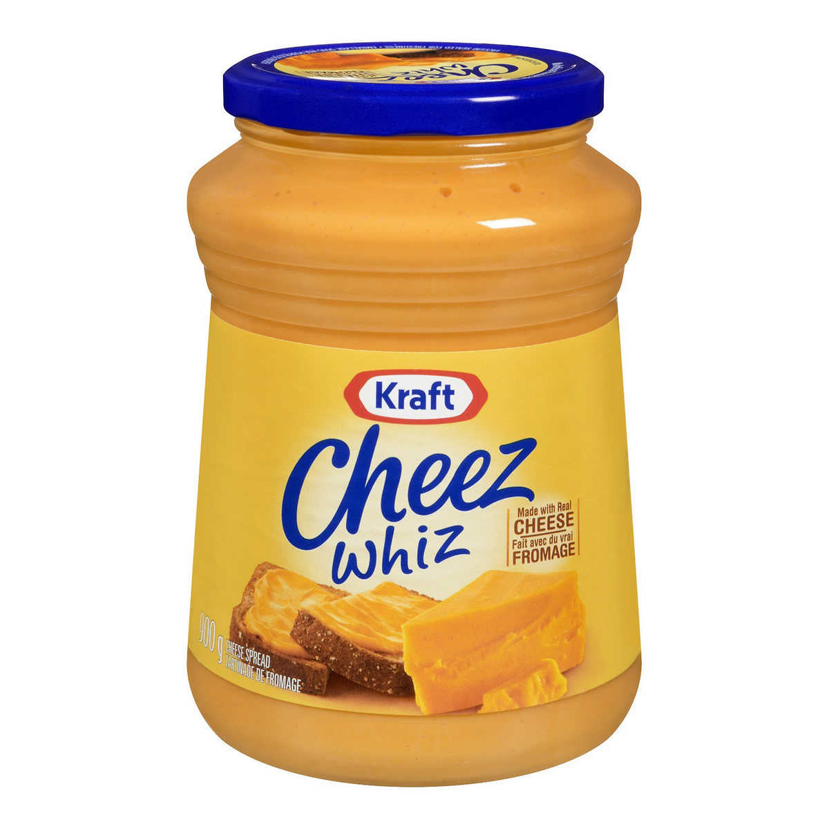 CHEEZ WHIZ PLAIN BOTTLE