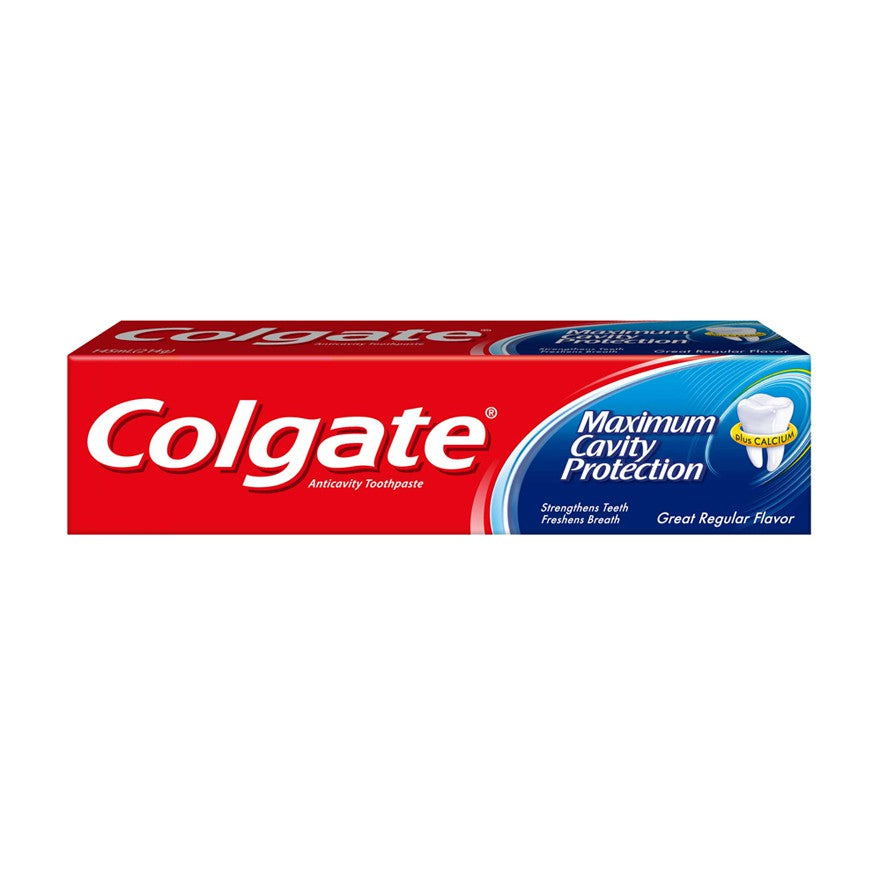 COLGATE TOOTHPASTE GREAT REGULAR FLAVOR