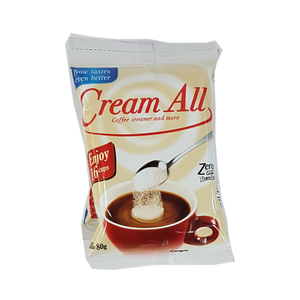 CREAM ALL COFFEE CREAMER