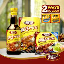 DATU PUTI BBQ-RRIFIC 2-WAY BARBEQUE MARINADE