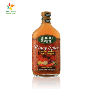 DATU PUTI PINOY SPICE BOTTLE 375ML