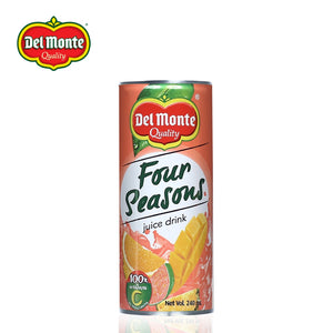 DEL MONTE JUICE DRINK FOUR SEASONS