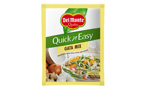 DEL MONTE QUICK 'N EASY RECIPE GATA MIX 40G
