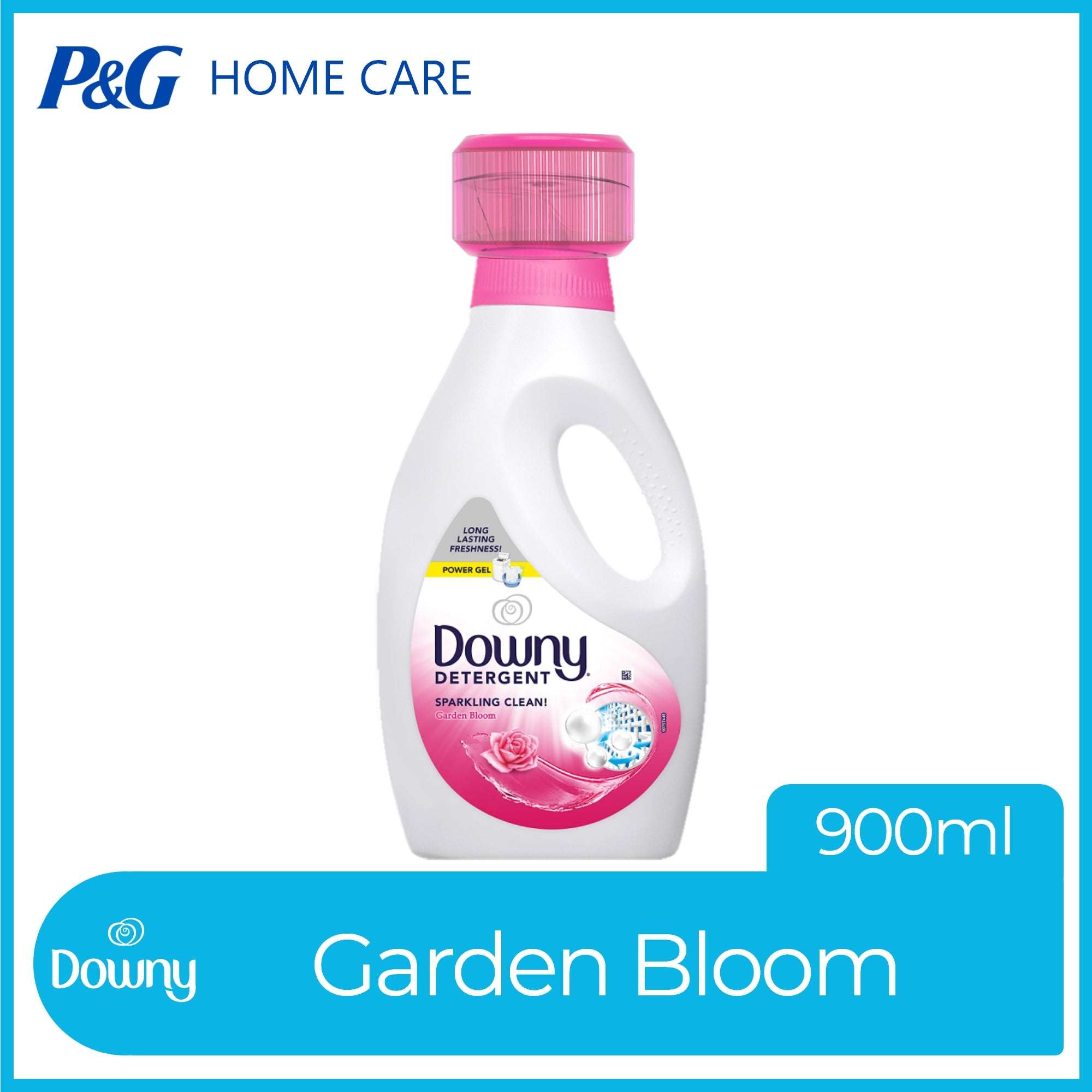 DOWNY LIQUID DETERGENT  GARDEN BLOOM
