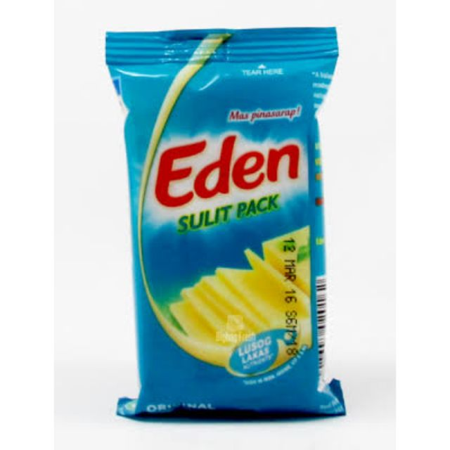 EDEN PROCESS FILLED CHEESE