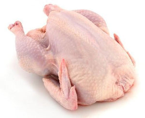 FRESHLY DRESSED WHOLE CHICKEN PER KILO