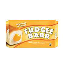 FUDGEE BARR MILK 39G (QTY:10)