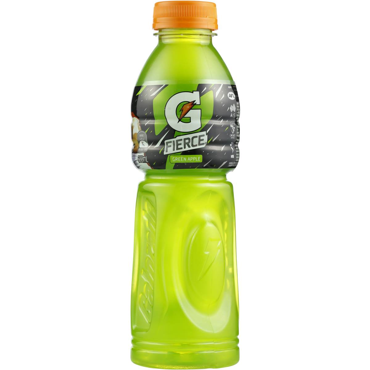 GATORADE SPORTS DRINK GREEN APPLE