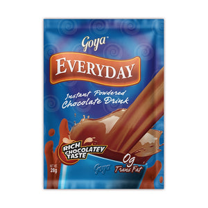 GOYA INSTANT POWDERED CHOCOLATE DRINK 28G