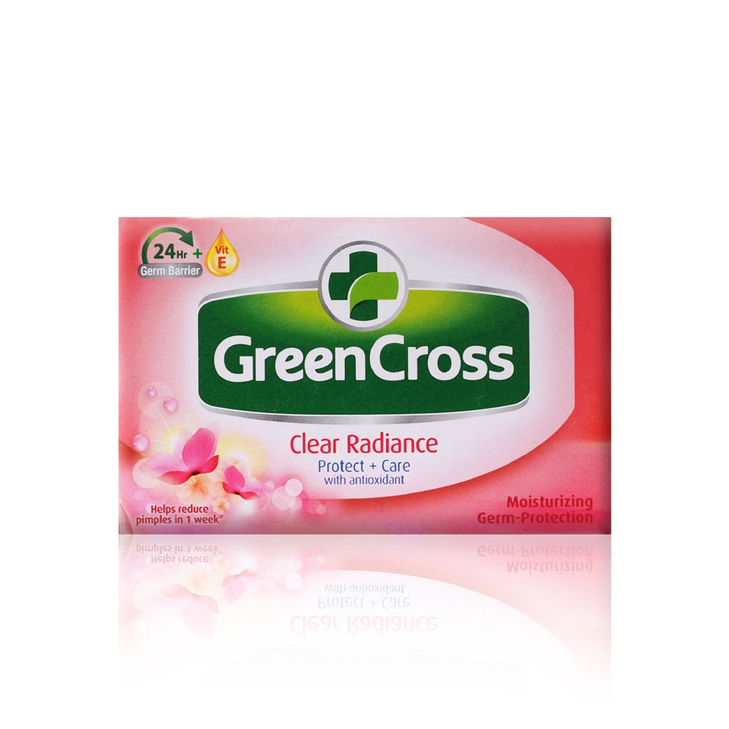 GREEN CROSS SOAP CLEAR RADIANCE