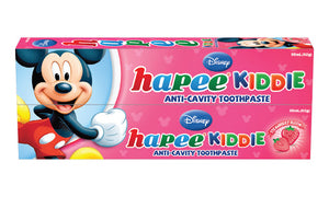 HAPEE KIDDIE TOOTHPASTE STRAWBERRY BLOOM