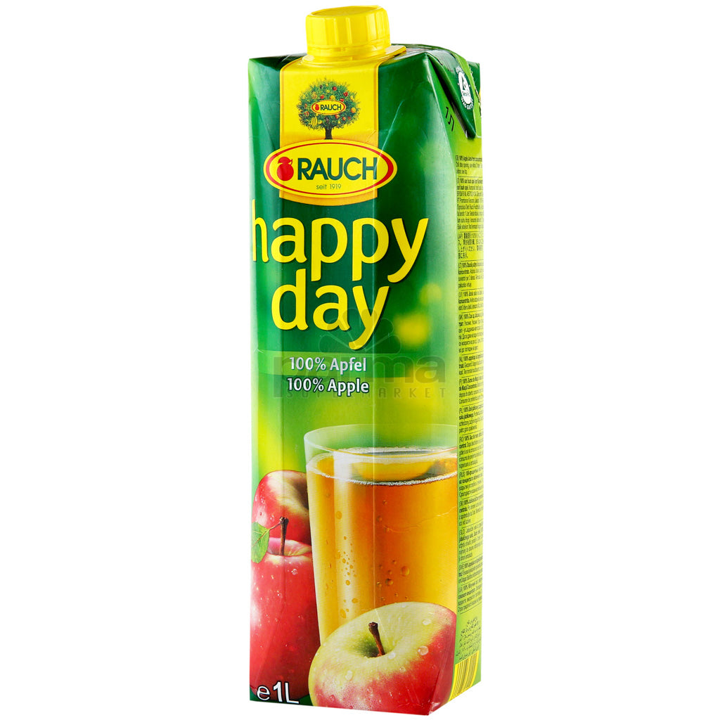 RAUCH HAPPY DAY FRUIT JUICE 1L