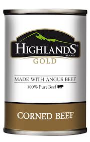 HIGHLANDS GOLD CORNED BEEF