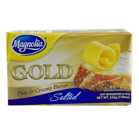MAGNOLIA GOLD BUTTER SALTED