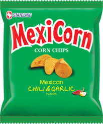 MEXICORN FUN SNACK CHILI & GARLIC