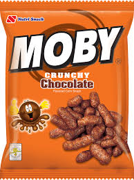 MOBY SNACK CHOCOLATE