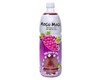 Load image into Gallery viewer, MOGU MOGU JUICE WITH NATA DE COCO GRAPE