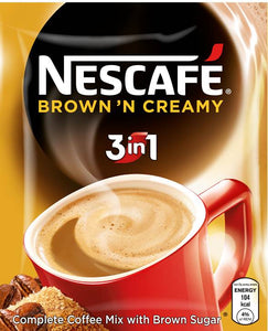 NESCAFE 3 IN 1 BROWN