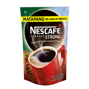 NESCAFE COFFEE CLASSIC STRONG