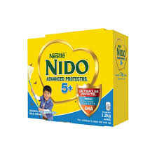 NIDO 5+ ADVANCED PROTECTUS FOR CHILDREN AGES 5 YEARS OLD AND UP