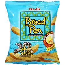 OISHI BREADPAN WHEAT CHEDDAR