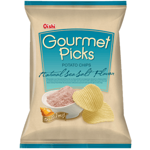 OISHI GOURMET PICKS SEA SALT