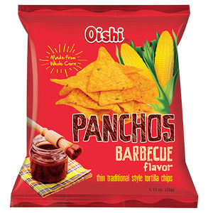 OISHI PANCHOS BARBEQUE