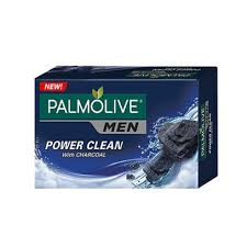 PALMOLIVE MEN SOAP POWER CLEAN WITH CHARCOAL 115G